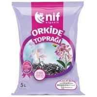 Nif Organik - Orkide Toprağı 5 Lt