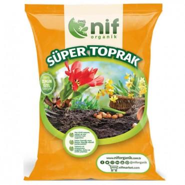 Nif Organik - Süper Toprak 5 Lt