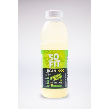 Sofit Proteinli Su (Yeşil Elma & Limon) - Sporcu İçeceği 12'li