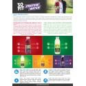 Sofit Proteinli Su (Karpuz & Çilek) - Sporcu İçeceği 12'li