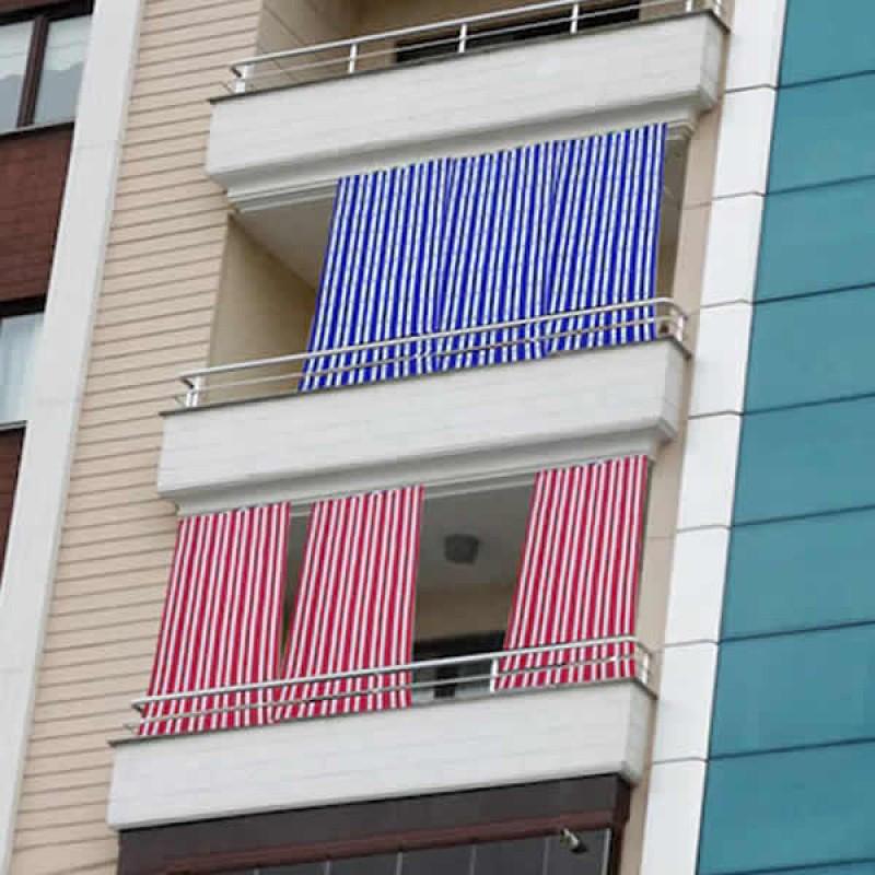 Balkon Perdesi - Özel Dikim