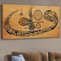 Kanvas Tablo 120x60 (Dini)