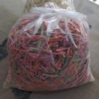Sebzeli Erişte - Makarna - Ev Yapımı