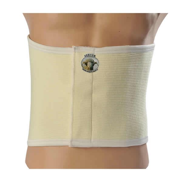 Seryün Bel Korsesi - Cırtlı (Ortopedik)