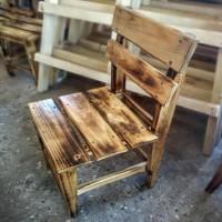 Klasik Sandalye (Ahşap)