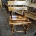 Klasik Sandalye - Ahşap