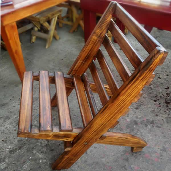 Katlanır Sandalye (Ahşap)