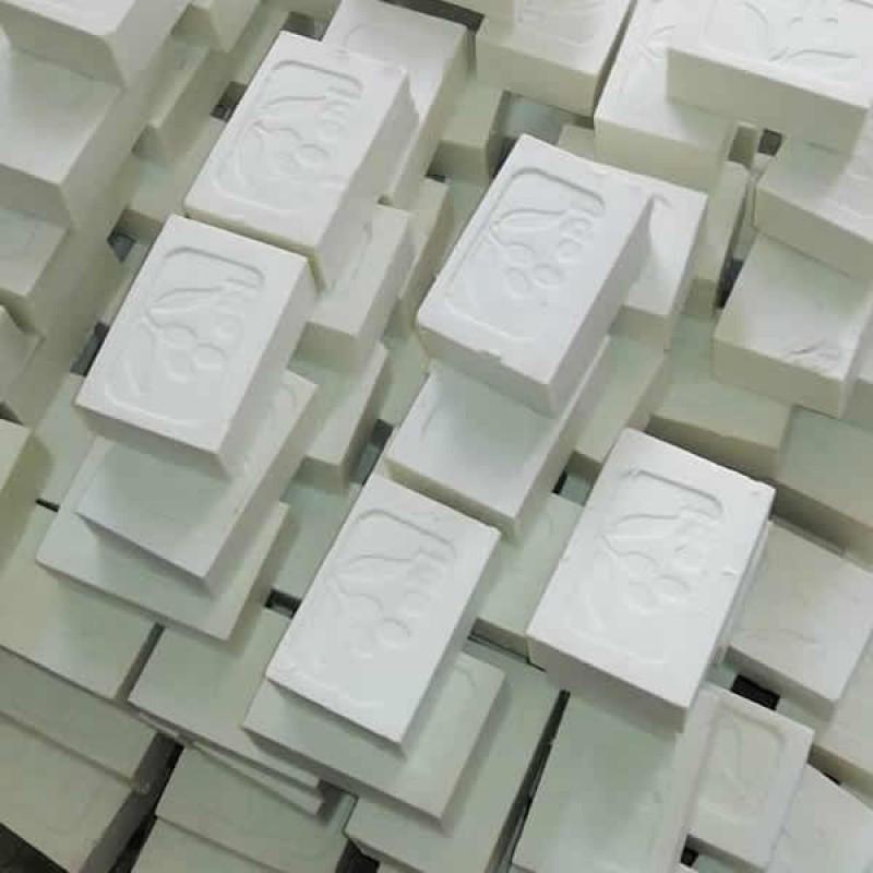 Zeytinyağlı Banyo Sabunu - Ev Yapımı  - 1 Kg (6 Adet)